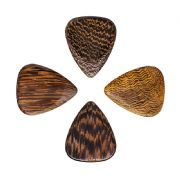 Timber Tones Tin of 4 Acoustic Guitar Picks | Timber Tones
